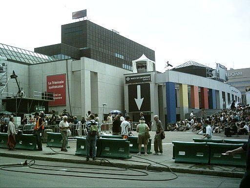 モントリオール現代美術館
